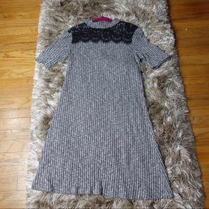 AGB knit dress